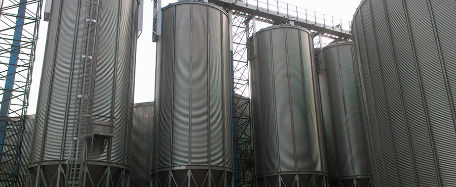Expertise in Grain Storage Silo